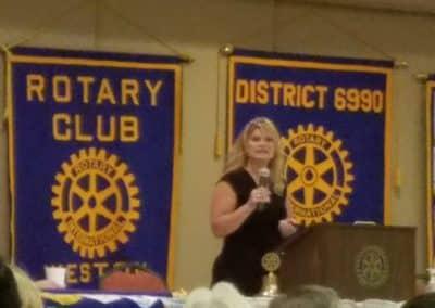Rotary Club Weston Parenting Talk