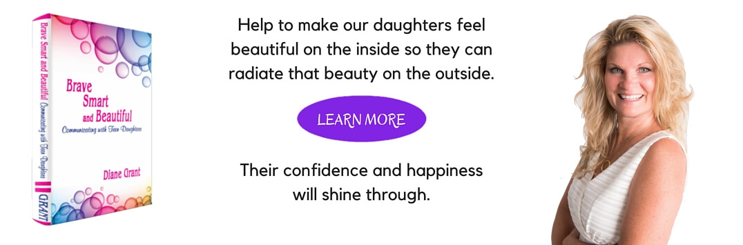 """Brave Smart and Beautiful Parenting Teen Daughters The Book"""